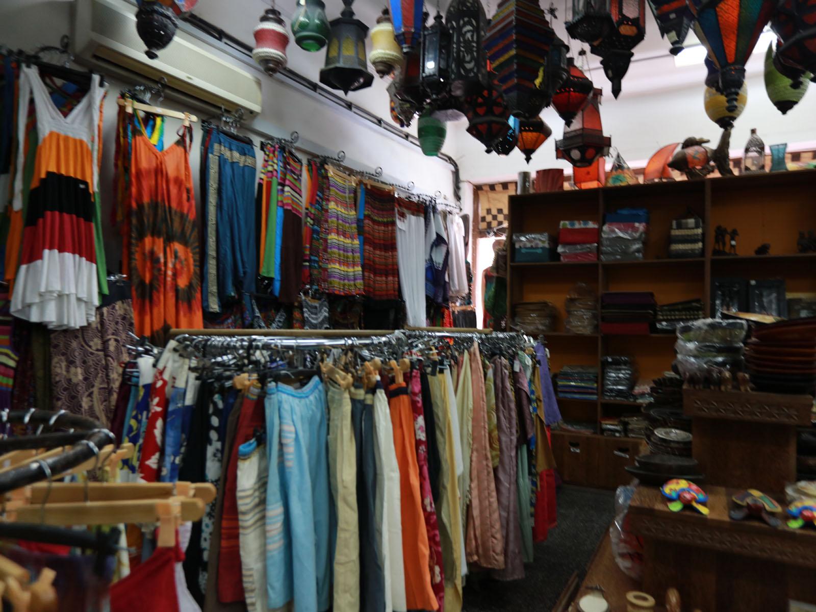 Gallery Tours & Safari - Shopping
