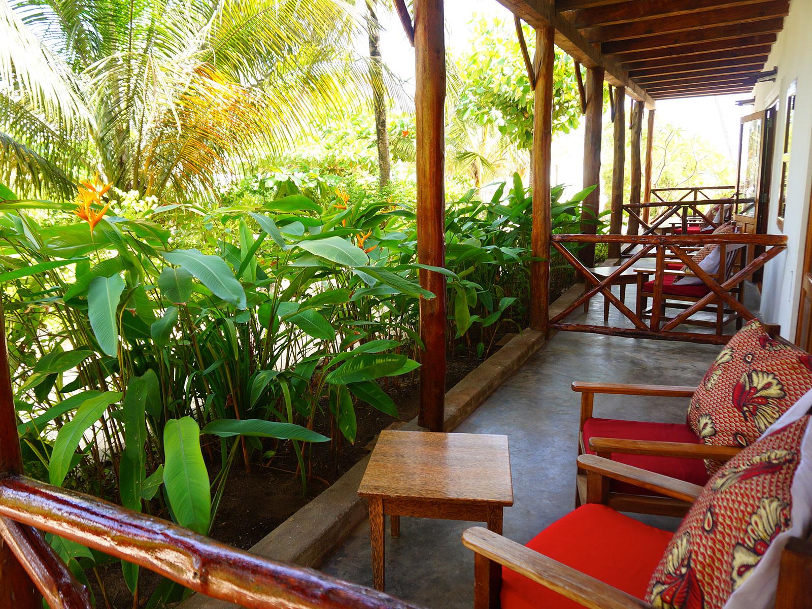 Casa del Mar Hotel Jambiani